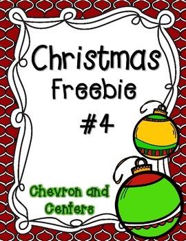 Christmas Freebie #4