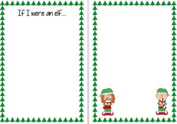 [FREEBIE] If I Were An Elf