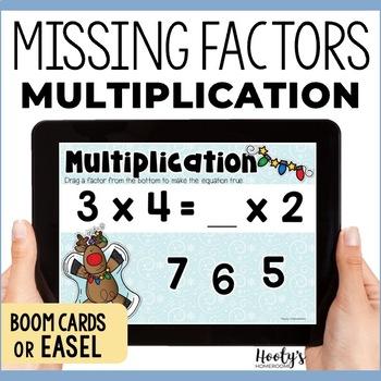 Christmas Freebie - Missing Factors