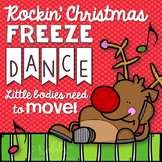 Brain Break - Christmas Freeze Dance