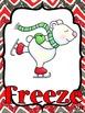 Christmas Freeze Dance and Creative Movement