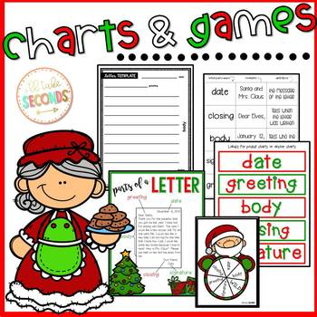 Christmas Friendly Letter Writing
