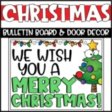 Christmas Friends Bulletin Board or Door Decoration