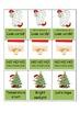 Christmas Fry Phrase Game Santa
