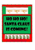 Christmas Fry Phrase Game Santa