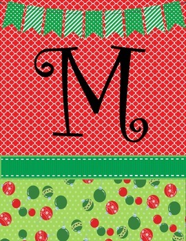 Christmas Full Page Banners