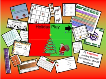 Christmas Fun: Activities and Games