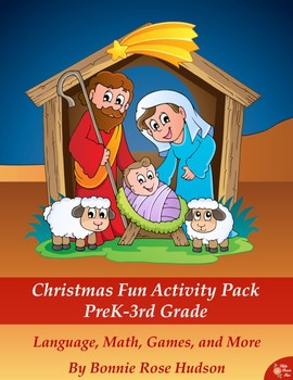 Christmas Fun Activity Pack