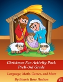 Christmas Fun Activity Pack