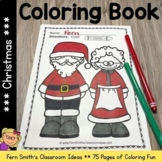 Christmas Coloring Pages - 75 Pages of Christmas Coloring Fun