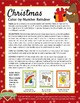 Christmas Fun Color by Number Reindeer Coloring Page Works