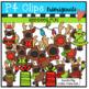 Christmas Fun BUNDLE (P4 Clips Trioriginals Clip Art)