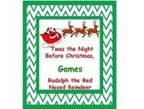 Christmas Fun Games for Partners