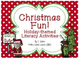 Christmas Fun! Holiday-themed Literacy Activities