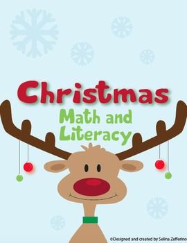 Christmas Fun Math and Literacy Package