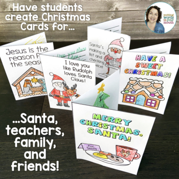 Speech and Language Therapy Activities & Homework - Christmas Fun Pack!