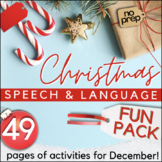 Speech and Language Therapy Activities & Homework - Christ