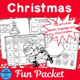 Christmas Fun Packet