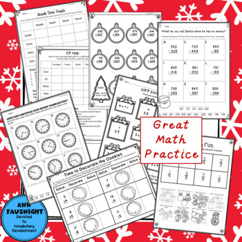 Christmas Fun Pages