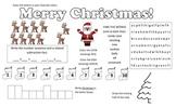 Christmas Fun Page