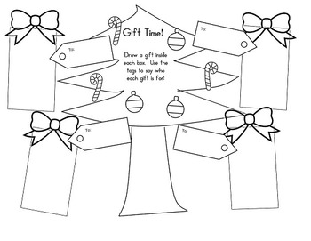 Christmas Activities Fun Pages - 1st and 2nd grade