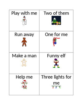 Christmas Fun Phrases