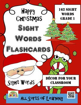 A Happy Christmas - Fun Sight Words