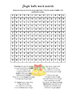 Christmas Fun - Word Search Puzzles
