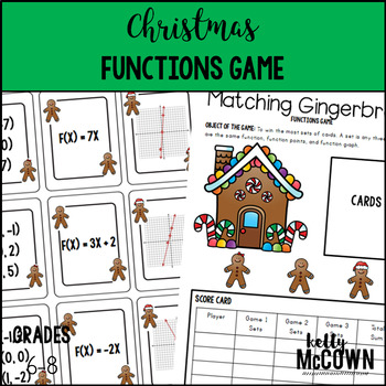 Christmas Functions Game
