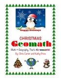 Christmas GEOMATH - Math + Geography = Fun!