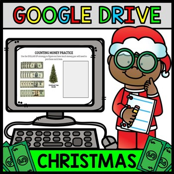 Christmas GOOGLE DRIVE: Special Education - Dollar Up - Money - Math