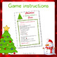 Christmas GUESS WHAT - Vocabulary slideshow + GAME