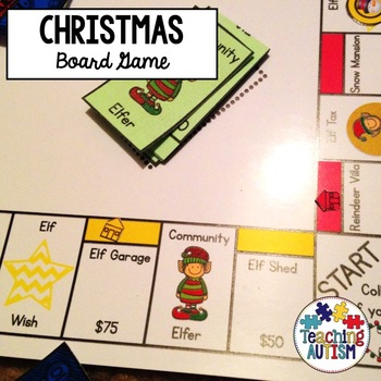 Christmas Game: Elf Town