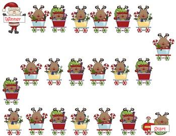 Christmas Game Board (FREEBIE OF THE WEEK!)