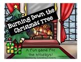 Christmas Game: Burning Down the Christmas Tree