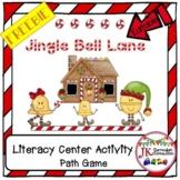 Christmas Game FREEBIE: Jingle Bell Lane!