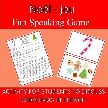 Christmas Game Jeu de Noël
