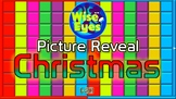 Christmas Game - Picture Reveal ~ PPT
