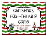 Christmas Game {Grades 3-12}