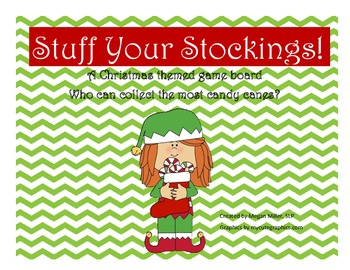 Christmas Game - Stuff Your Stockings