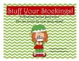 Christmas Game - Stuff Your Stockings