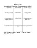 Christmas Game/Writing Prompts