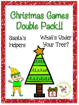 Christmas Games Double Pack!!