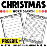 Christmas Games (FREEBIE!)