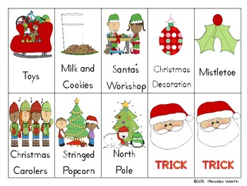 Christmas Games & Writing to Improve and Enhance Vocabulary
