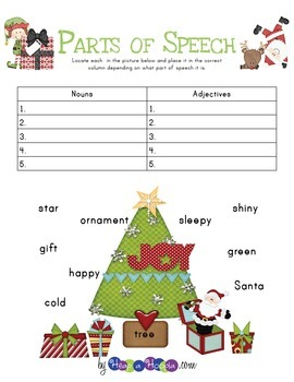 Christmas Games and Activities for Third, Fourth, and Fifth grades