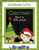 Christmas Games and Activities for Third, Fourth, and Fift