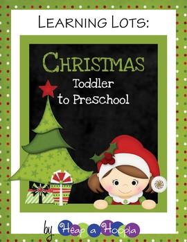 Christmas Games and Activities for Preschool & Kindergarten