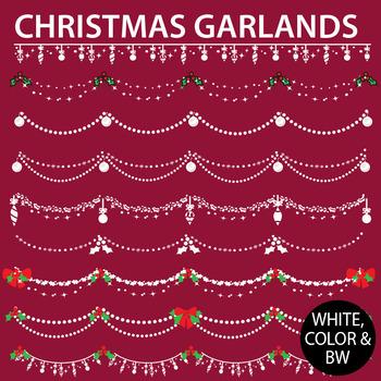 Christmas Garland Dividers