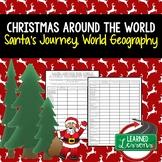 Christmas Around the World, Santa's World Geography Adventure